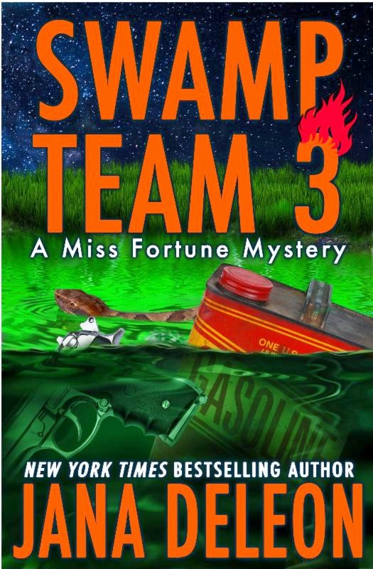 swamp team 3 cover