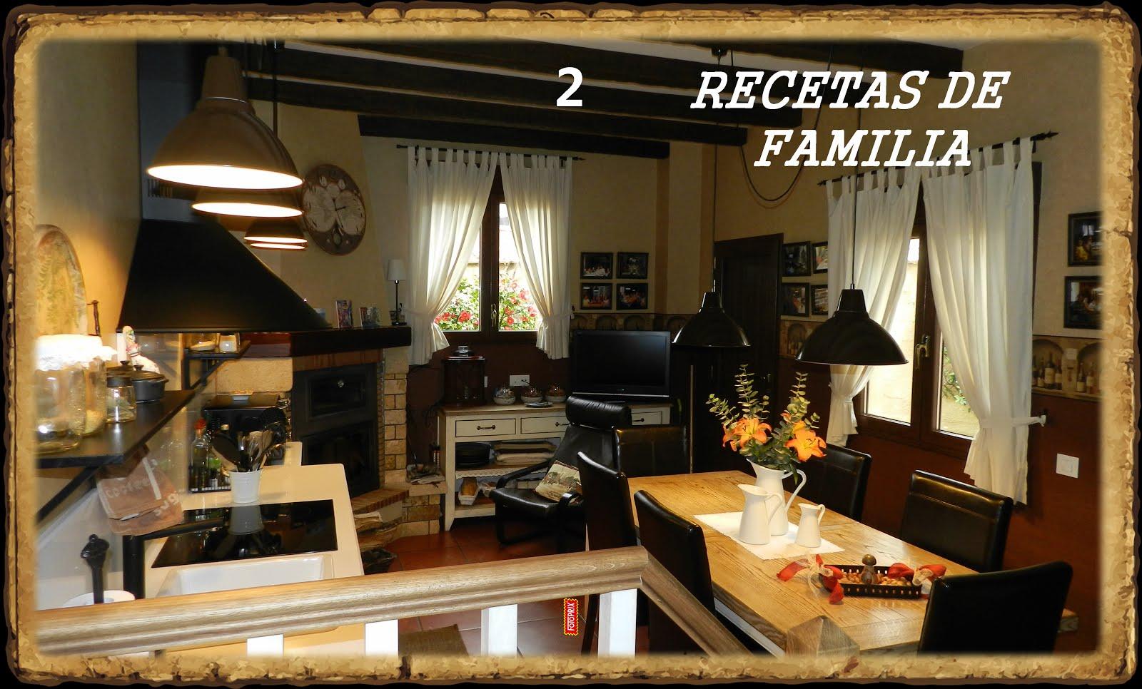 FOTOLIBRO DE RECETAS 2