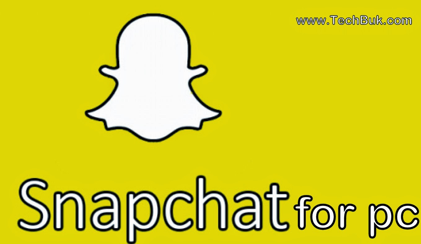 Snapchat for MAC PC/Laptop Features
