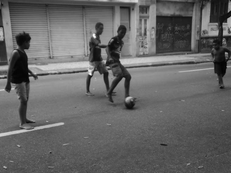 CA -futbol de rua - rio de janeiro-RJ / BRASIL