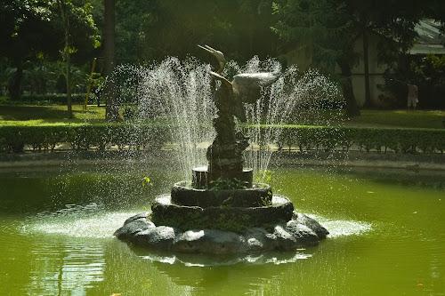 Fonte do Parque da Luz - Fountain of Light Park