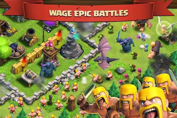 Tips Membuat Strategi Penyerangan Terbaik di Clash of Clans