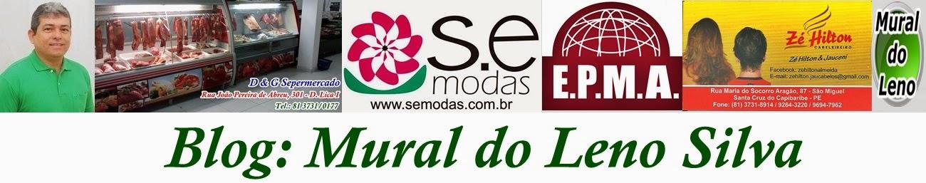 Blog: Mural do Leno Silva