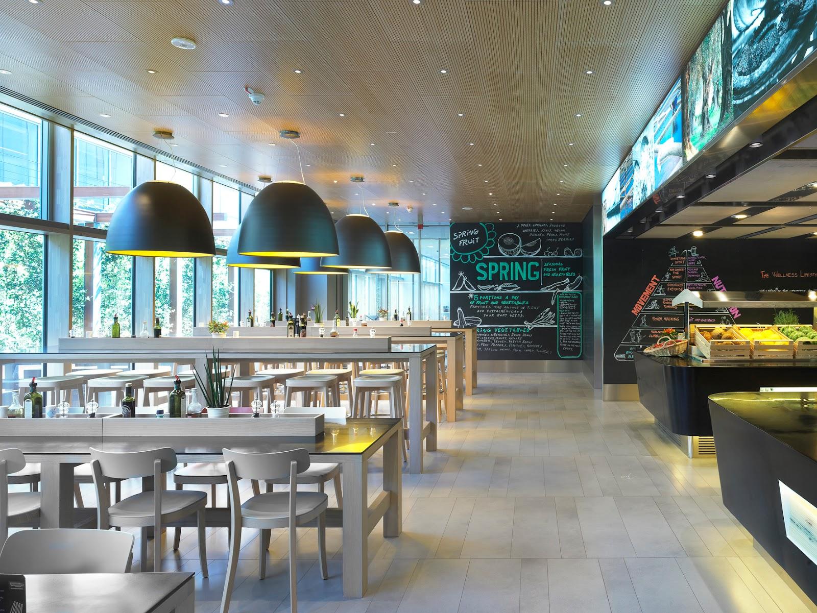 technogym village T Restaurant