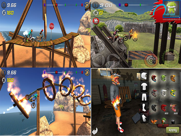 Trial Xtreme 3 full screenshots