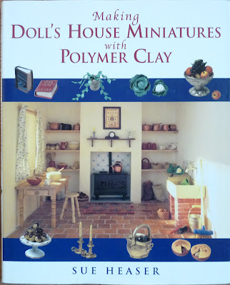 Dolls' House,Miniatures, Polymer Clay,Sue Heaser