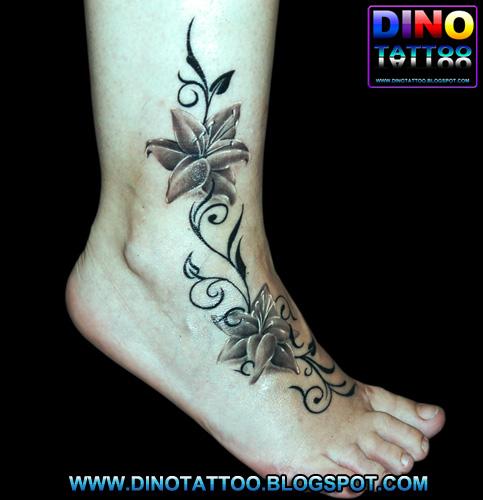 Enredaderas Tatuajes En El Pie tatuajes en el empeine del pie. tatuajes en el empeine del pie