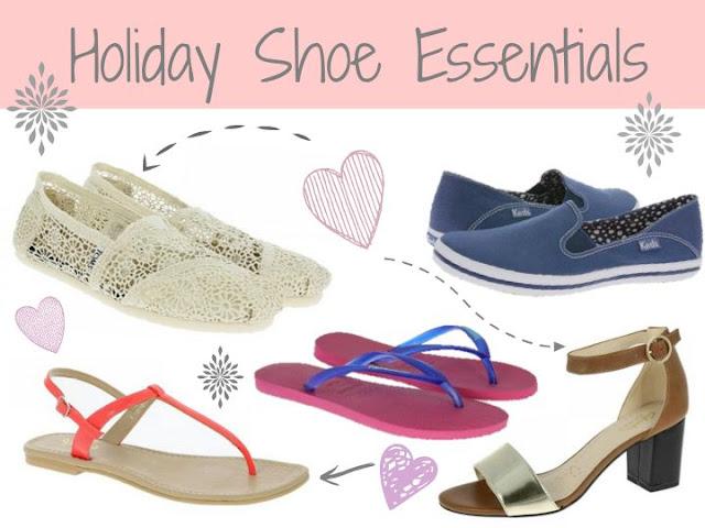 Holiday Shoe Essentials