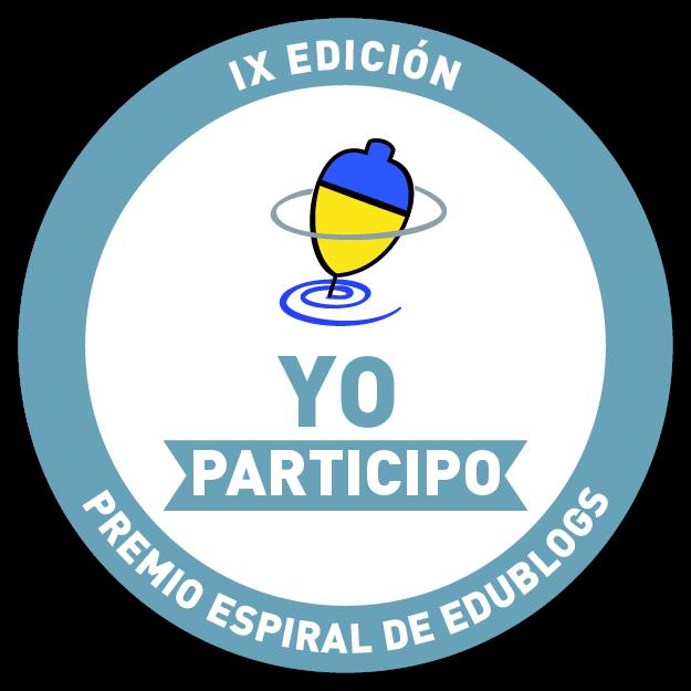 Premio Espiral Edublogs