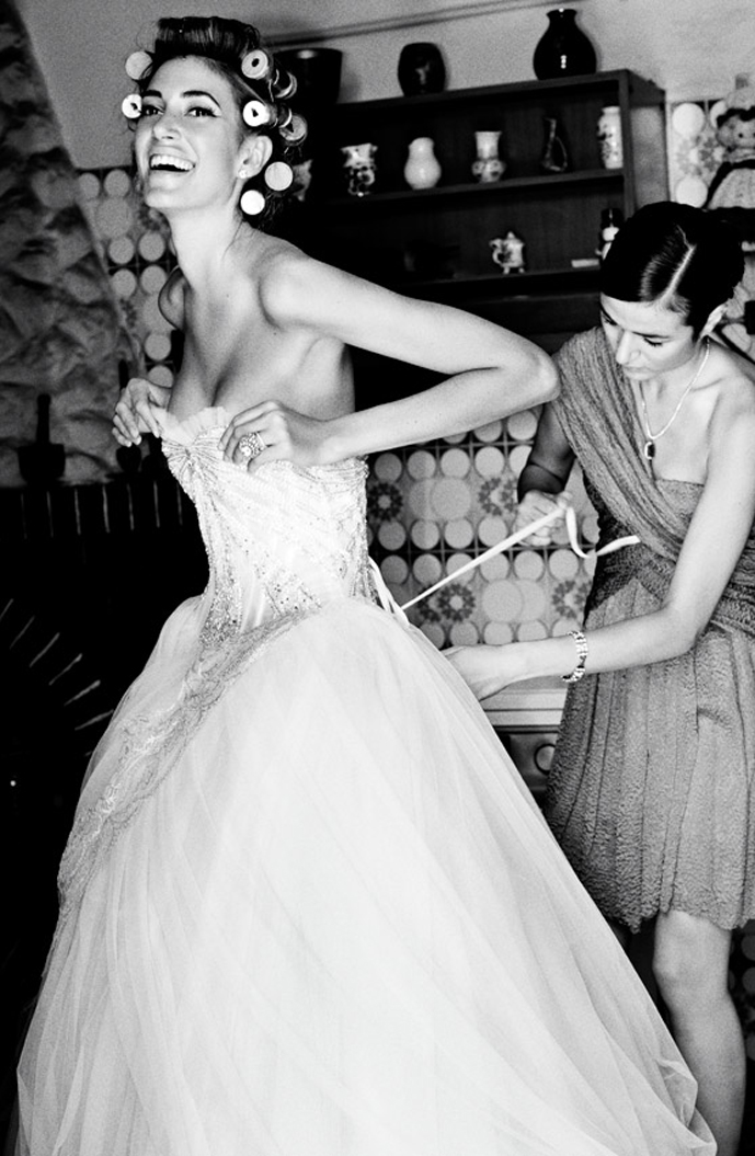 Elle Bride Italia 2010 (photography: David Burton)