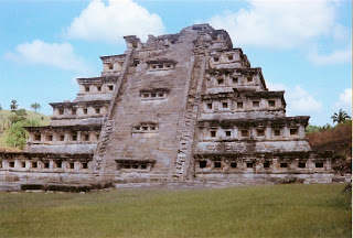el tajin piramide