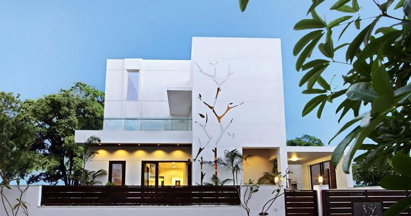 Tree house vadodara gujarat india arche drishtikone for Architecture design for home in vadodara