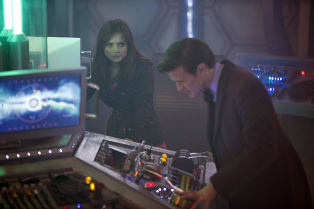 There's so much shit he's able to do with that TARDIS console, and he still can't get himself HBO without torrenting its shows.