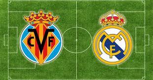 بث مباشر لمباراة فياريال و ريال مدريد فى الدورى الاسبانى الاسبوع الخامس عشر