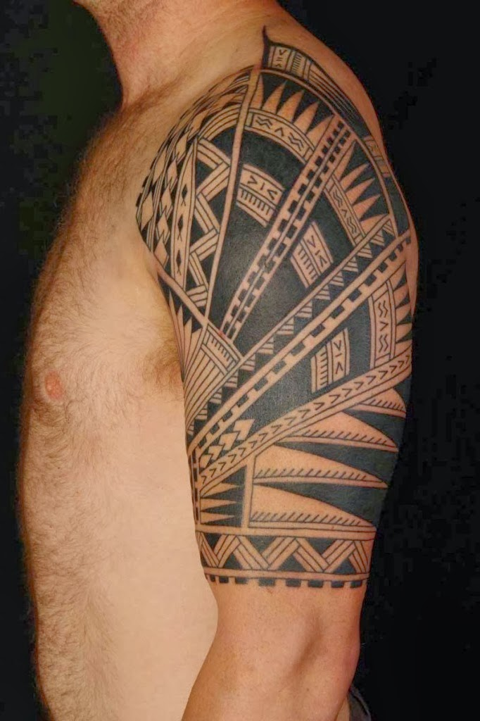 tattoos designs for men half sleeves