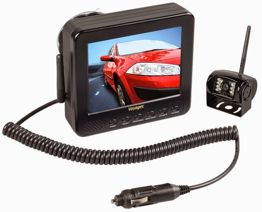 Voyager Wireless RV Backup Camera
