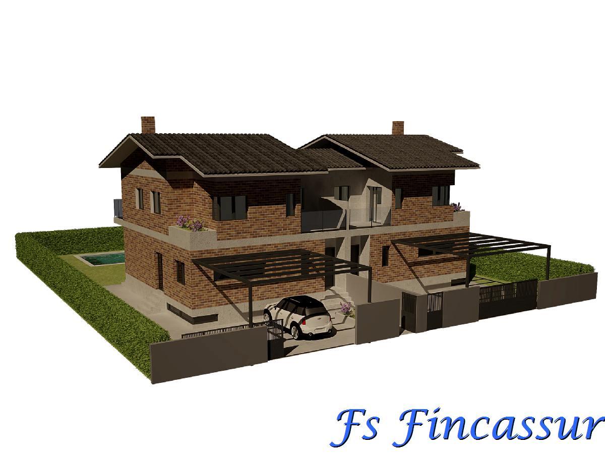 Real Estate fincassur inmobiliaria: Chalets de obra nueva en ...