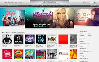 iTunes Store EUA