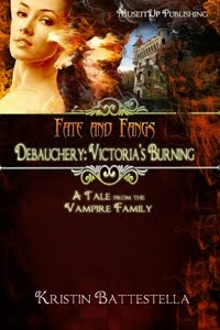 Fate and Fangs Book 4: Debauchery