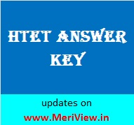 HTET 2015 All Sets Answer key