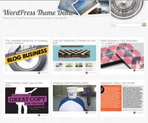 Fliphoto WordPress Theme