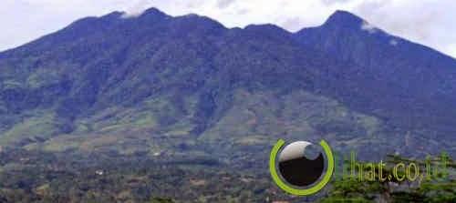 Gunung Salak, Indonesia