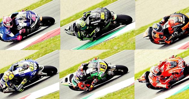 MotoGP, Maritacas...NÃOOOOOO!!!