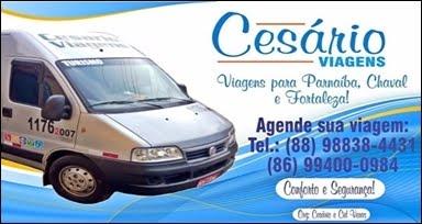 CESÁRIO VIAGENS