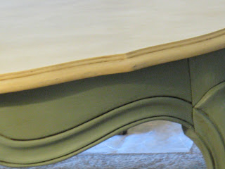 Annie Sloan Chalk Paint For Cocktail Table