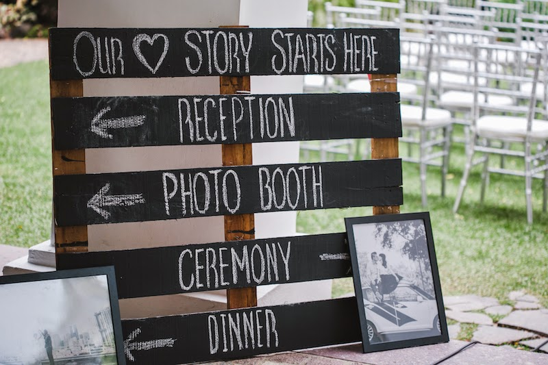 burkill hall wedding decor