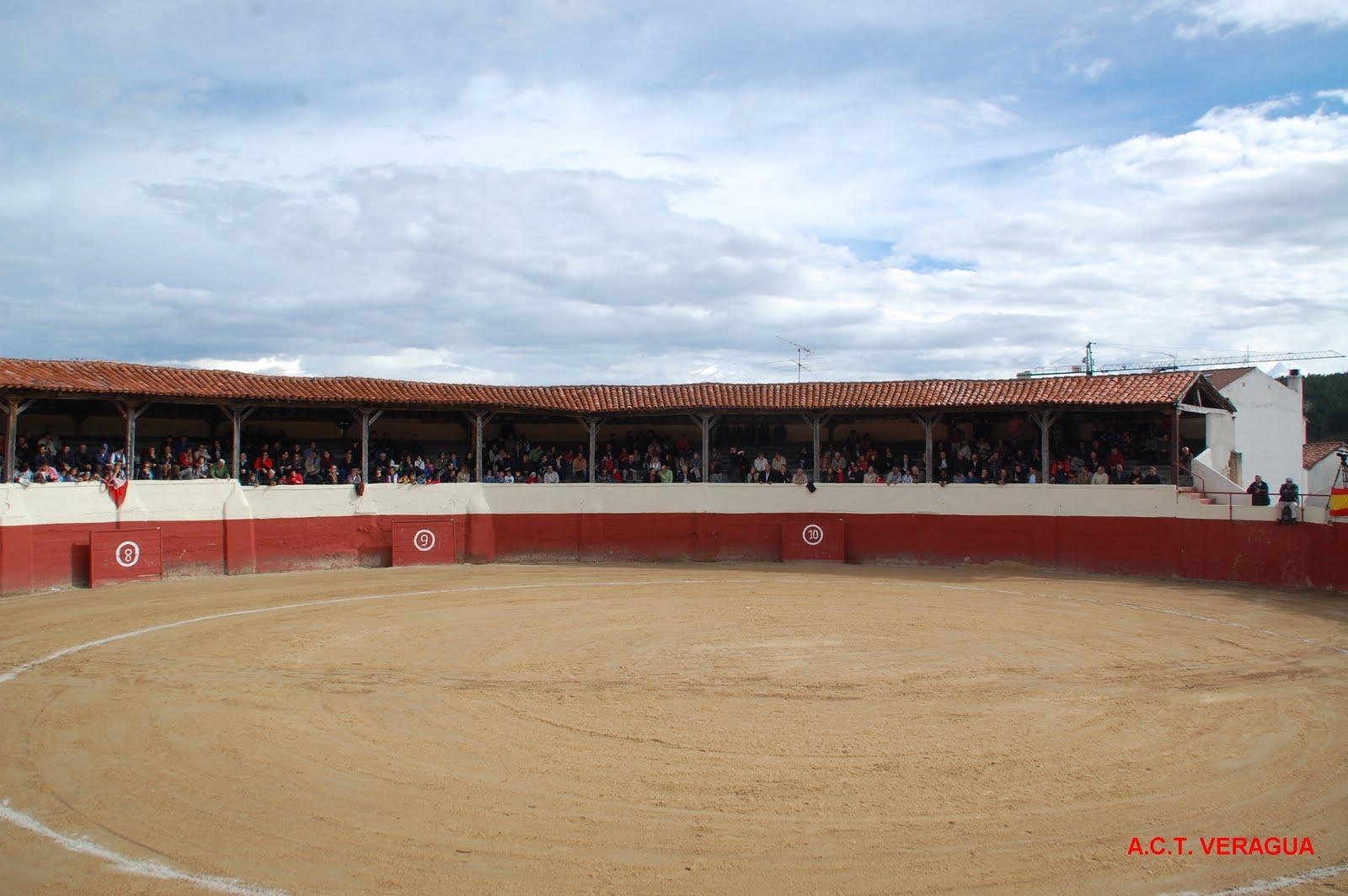 A c t veragua ugena toledo corrida de toros huerta for Piscina huerta del rey
