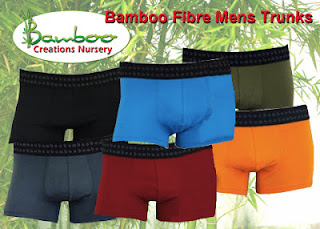 Bamboo Creations victoria bamboo fibre trunks