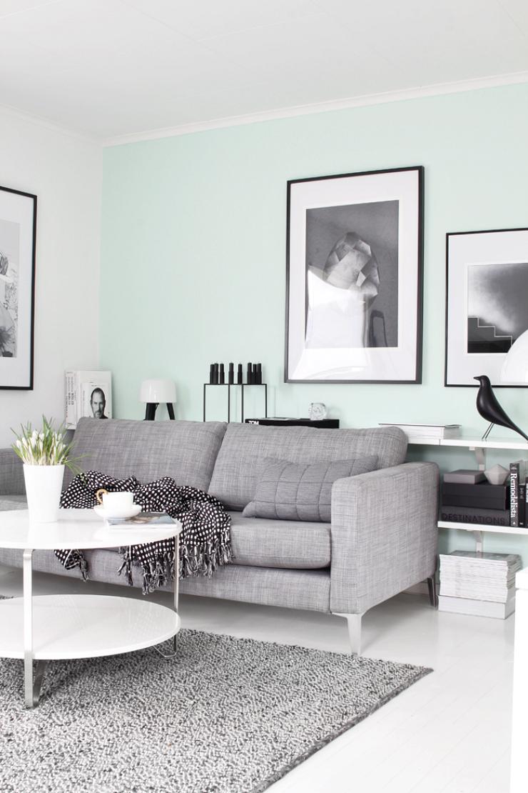 Salones Low Cost | La Bici Azul: Blog de decoración, tendencias, DIY ...