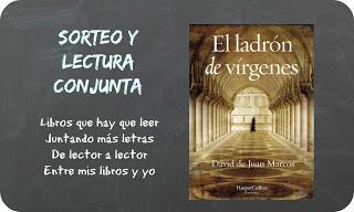 """Lectura Conjunta """"El ladrón de vírgenes"""""""
