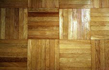 Parquet Flooring Sandless Finish Process