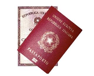 Partire con la carta d'identità