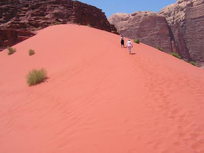 Duna Rossa Wadi Rum