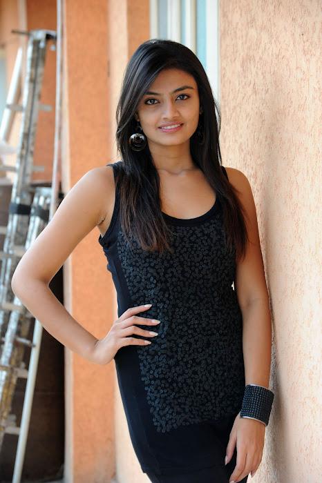 nikitha narayan at its my love story pm, nikitha new cute stills