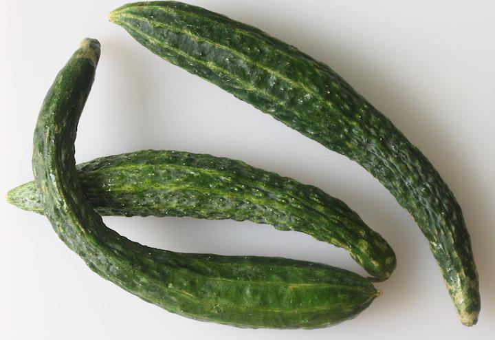 asian cucumbers