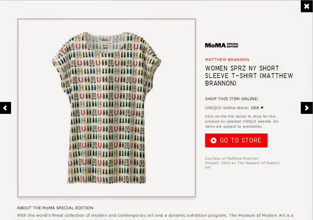 Through the sole a shoe blog shoe clothing when wearing for Uniqlo moma t shirt