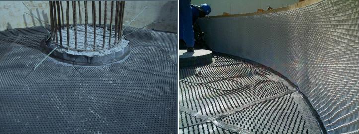 Western international waterproofing in the g c