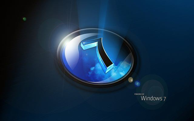 Windows 7 HD Wallpaper for iPhone