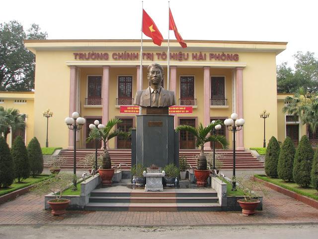 Trường Chính Trị Tô Hiệu Thành Phố Hải Phòng