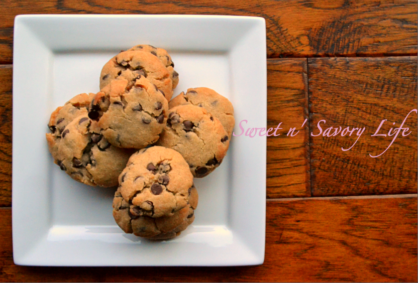 Savory Sweet Life's Chocolate Chip Cookies Recipe — Dishmaps