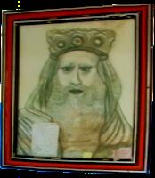 Desenho, Pintura, Rei Salomão, Cura, Sabedoria