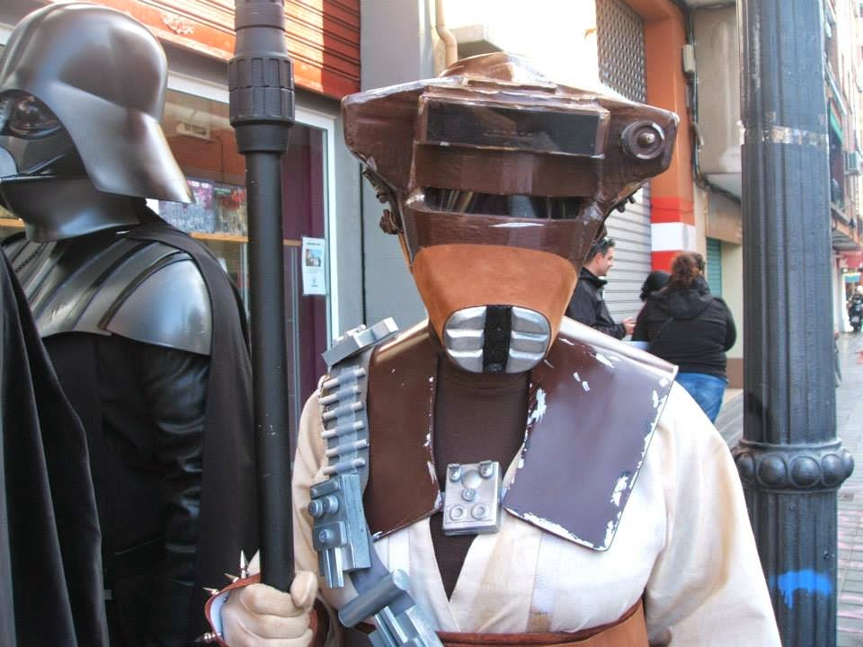 Cosplay Star Wars por Saga Skywalker