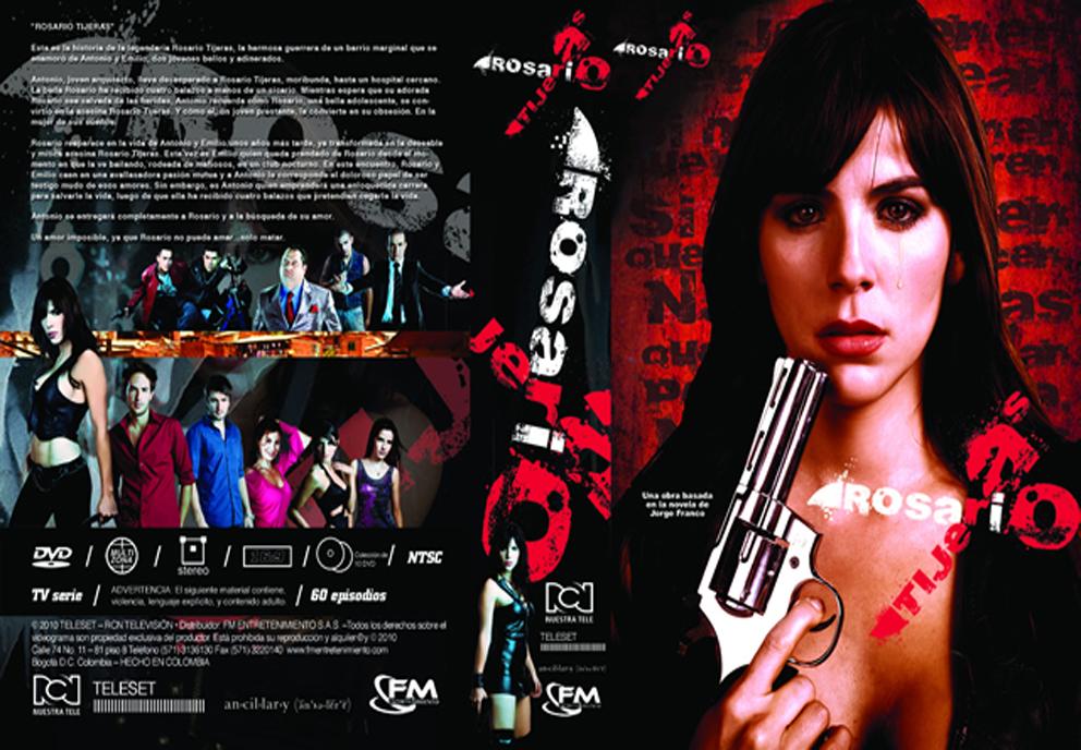 rosario tijeras la serie Megapost|Rosario Tijeras|Serie