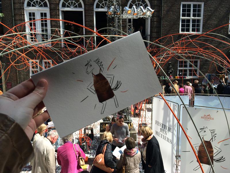 Das Festival des Métiers von Hermès in Hamburg