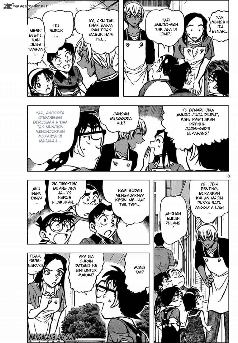 Komik detective conan 865 - si kucing belang 866 Indonesia detective conan 865 - si kucing belang Terbaru 2|Baca Manga Komik Indonesia|Mangacan