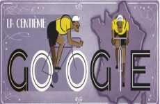 100 Años del Tour de Francia: doodle de Google, 29 de junio